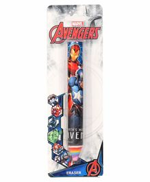 Avengers Pencil Shape Eraser - Multi Colour