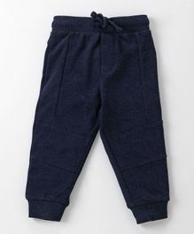 Fox Baby Full Length Lounge Pant - Blue Melange