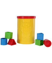 Fisher Price - Brilliant Basics Babys First Blocks Set
