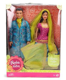 Barbie In India - Barbie And Ken Gift Pack