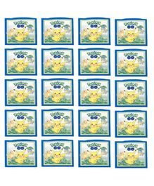 Party Propz Pokemon Paper Tissue Napkins Multicolor - Pack of 20