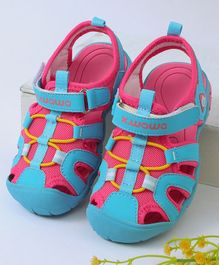 Kidlingss Dual Colour Sandals - Blue