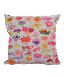 Twisha Nx Cushion Multi Print - Multicolour