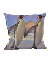 Twisha NX Cushion Penguin Print - Multicolour