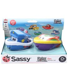 Sassy - Harbor Town Squirter Boats