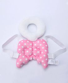Babies Bloom Head Supporter Angel Pillow - Pink