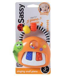 Sassy Snail Piano