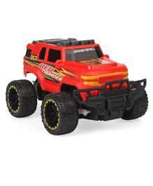 Dickie RC Thunder RTR - Red