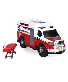 Dickie Medical Responser With Stretcher - Blue & Red
