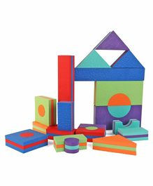 Funjoy Building Blocks - 24 Piece Set