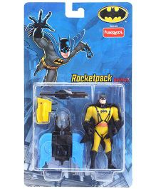 DC Comic Rocket Pack Yellow