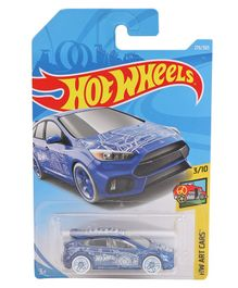 Hotwheels HW Art Cars (Color & Design May Vary)