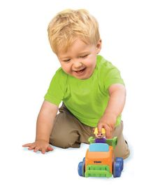 Tomy Funskool - Push and Go Vehicles