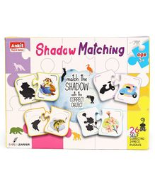 Ankit Toys Shadow Matching Set - Multicolour