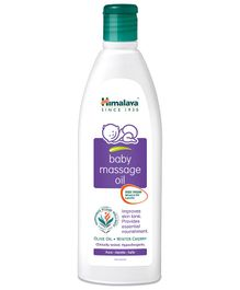 Himalaya - Baby Massage Oil - 100 ml