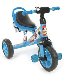 Tricycle With Sipper Bottle - Blue