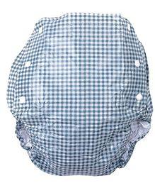 Farlin Waterproof Diaper Pants Blue Medium