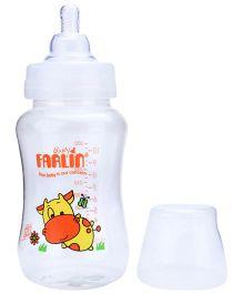 Farlin - Wide Neck Feeding Bottle