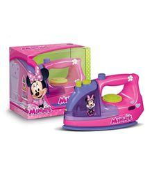 Simba - Minnie Iron Set Pink And Purple