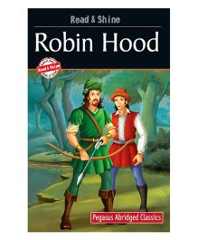 Pegasus Story Book Robin Hood - English