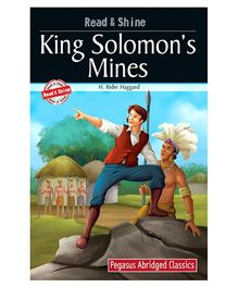 Pegasus Story Book King Solomons Mines - English