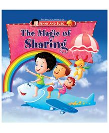 Pegasus - Benny and Buzo The Magic of Sharing - English