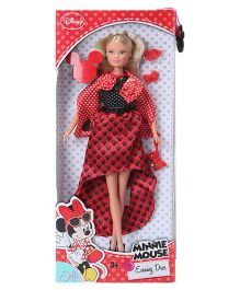 Steffi Love - Minnie Mouse Evening Dress Doll Red