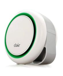 Clair BF 2025 ABS Air Purifier With E2F Filter Technology - White