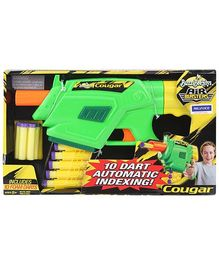 Buzz Bee Toys - Cougar Foam Dart Gun Green