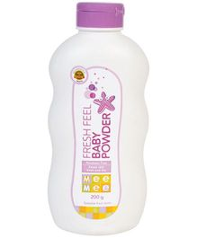 Mee Mee Fresh Feel Baby Powder - 200 gm