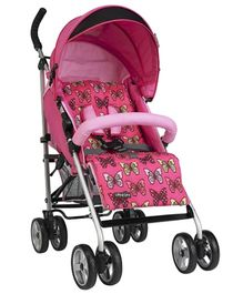 Lollipop Lane Mariposa Acti Cruise Stroller