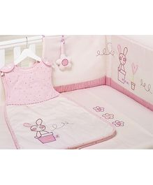 Lollipop Lane Rosie Posy New Born Bedding Bale