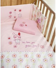 Lollipop Lane Upsy Daisy Bedding Bale