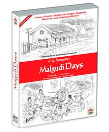 Ultra Malgudi Days DVD - Hindi