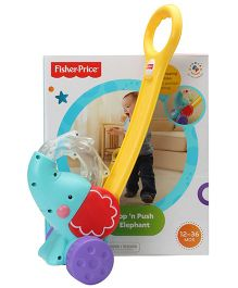 Fisher Price - Pop N Push Elephant