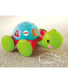 Fisher Price - Pull Along Turtle