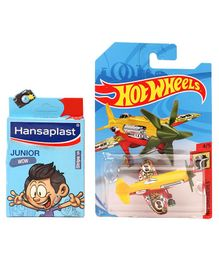 Hot Wheels Daredevils Die Cast Toy - (Color & Design May Vary)