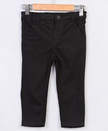 Beebay Full Length Chino Trousers - Black