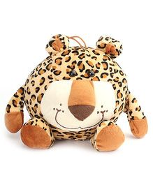 Play N Pets Leopard Hanging Soft Toy - 18 Cm