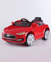 Marktech Battery Operated B WILD Telsa 115 Ride On Car - Red