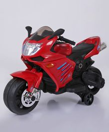 Marktech Battery Operated B Wild Sport 516 ride On Bike - Red