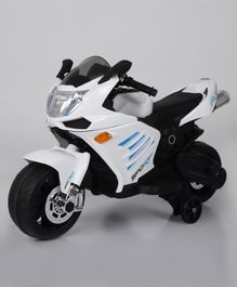 Marktech Battery Operated B Wild Sport 516 ride On Bike - White