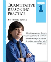 Macaw - Quantitative Reasoning Book 1