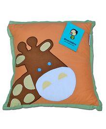 Abracadabra - Giraffe Design Filled Cushion