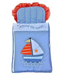 Abracadabra -  Ship Baby Nest Bag