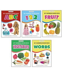 Dreamland - Charming Board Book Pack 5 Titles