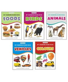 Dreamland Charming Board Book Pack 5 Titles - english
