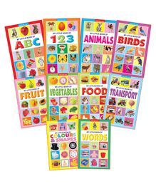 Dreamland - My Little Board Book Pack 10 Titles
