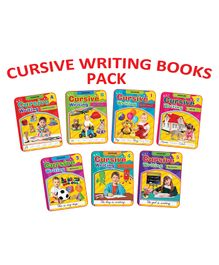 Dreamland - Cursive Writing Book Pack With 7 Titles