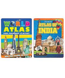 Dreamland - Atlases Pack 2 Titles